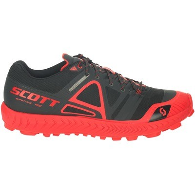 Scott Supertrac Ultra RC heren black/red