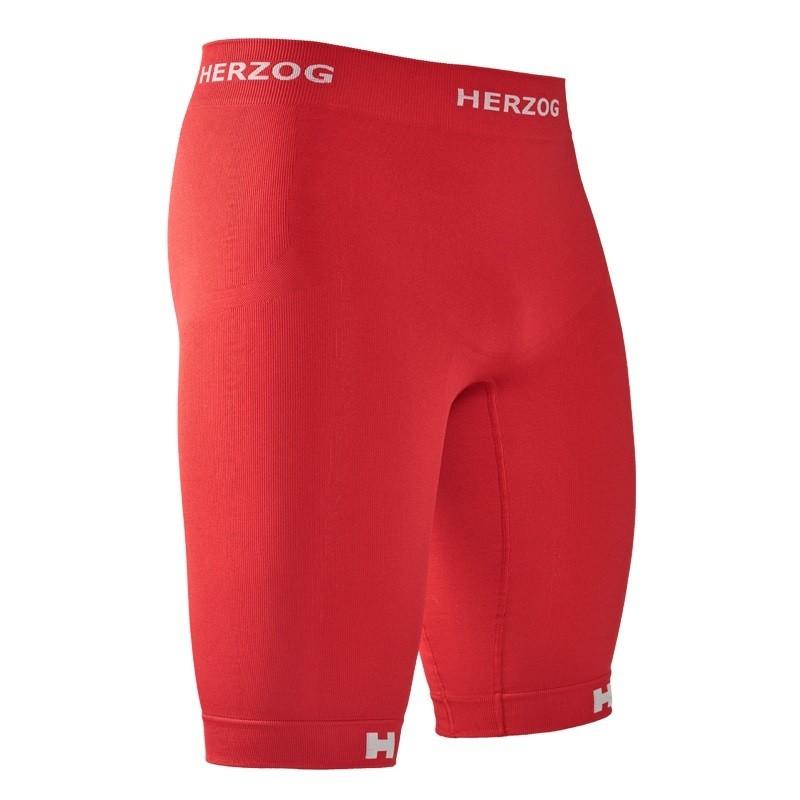 Herzog Pro Compressie short rood