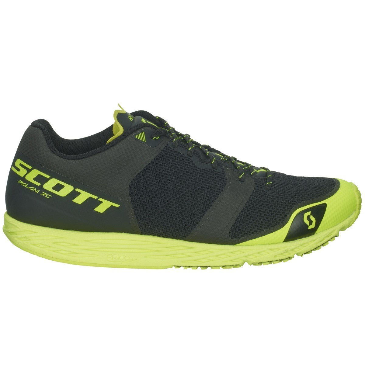 Scott Palani RC heren black/yellow