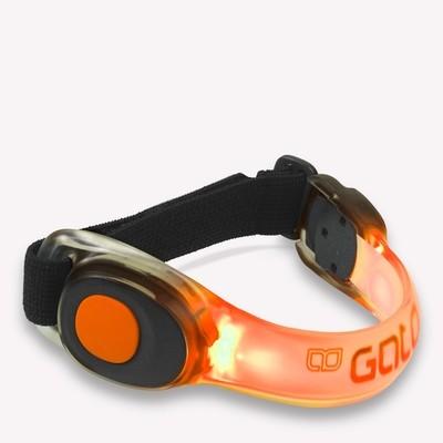 Gato Neon Led Armband oranje