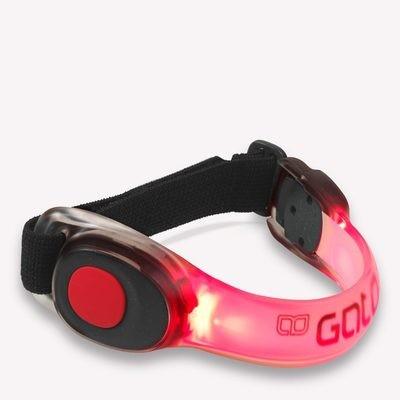 Gato Neon Led Armband rood