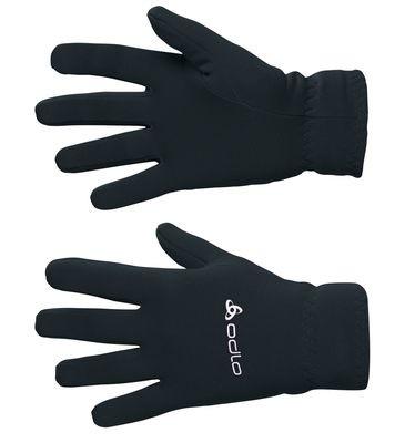 Odlo Fleece Gloves zwart