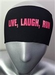 "Bondiband ""Live, Laugh, Run"""
