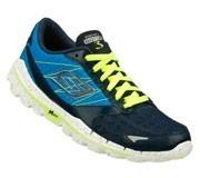 Skechers GORUN 3 heren blue/lime