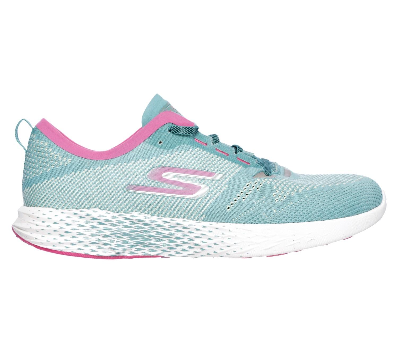Skechers GO MEB Razor 2 dames blue/pink