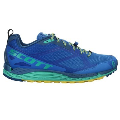 Scott T2 Kinabalu 3.0 dames blue/green