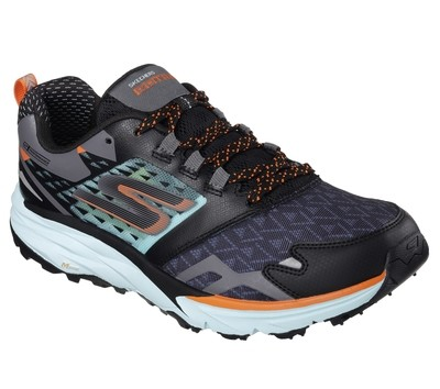 Skechers GOTRAIL dames black/blue