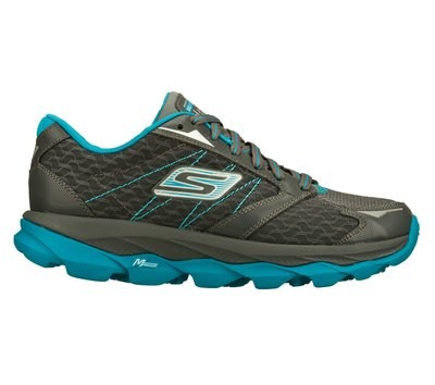 Skechers GORUN Ultra dames grey/blue