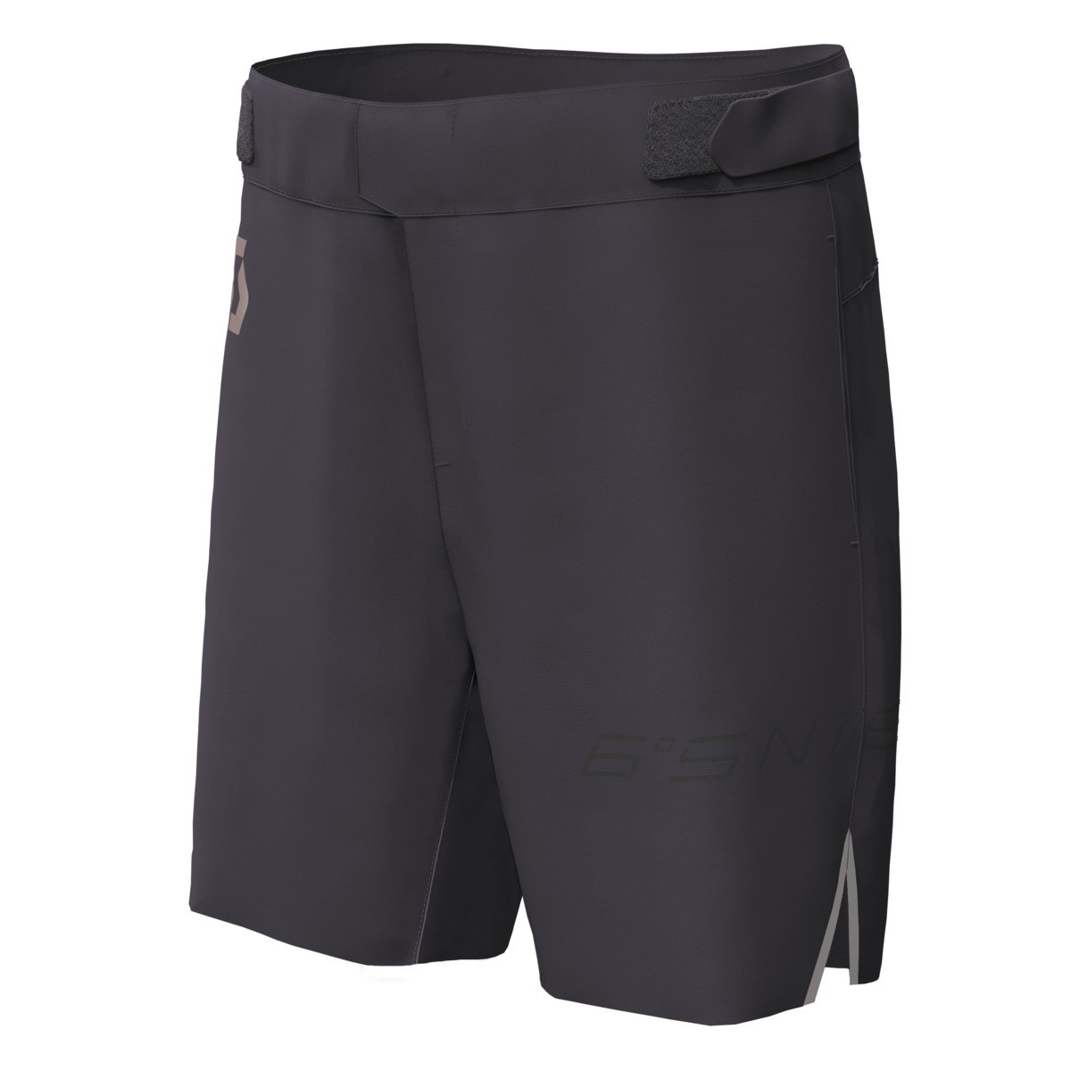 Scott short Kinabalu heren iron black