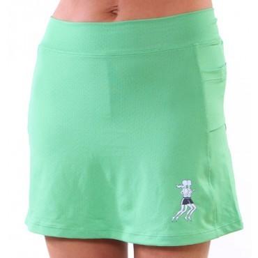 Ultra Swift Athletic Skirt green