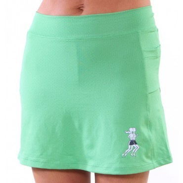 Ultra Swift Athletic Skirt green