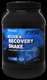 Recovery Shake Choco