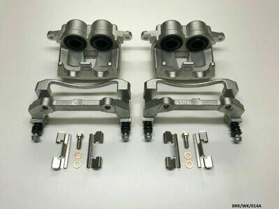 Rear Brakes Large Repair KIT Grand Cherokee WK 2005-2010 BRK//WK//001A