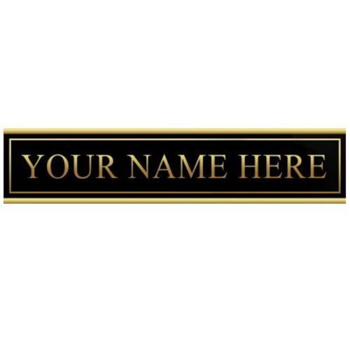 """9""""x12"""" Manager On Duty Extra Nameplate managerondutynameplate"""