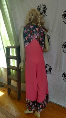 Womens Jumpsuit lined top