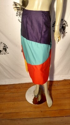 Patchwork Skirt w 27 Hermans