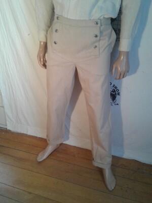 Mens Organic colored cotton steampunk 34 X 31 USA