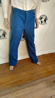 Hemp jeans 36 X 33