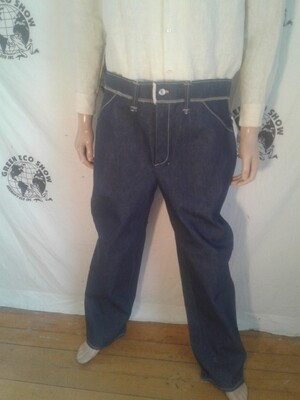 Hermans Eco jeans vintage denim 38