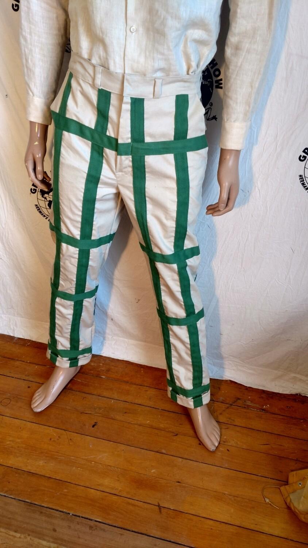 Hermans bondage pants steampunk 34 X 32