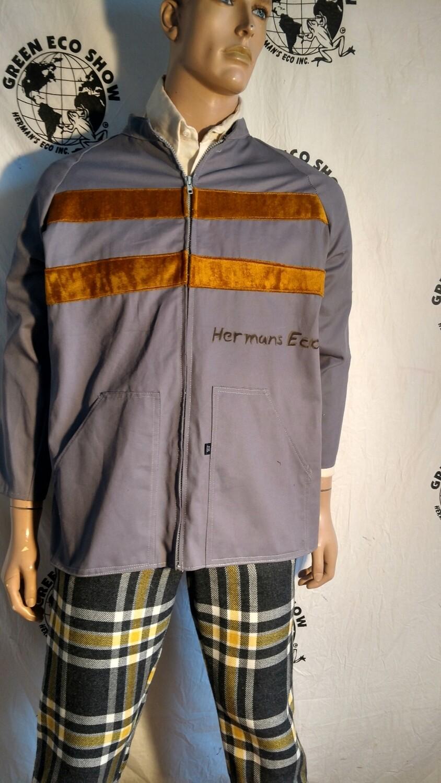 Mens jacket medium Hermans Eco  Tiger