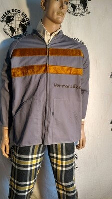 Mens jacket medium Hermans Eco  Tiger