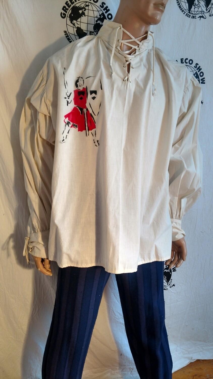 Ren shirt air brushed Knight XL muslin