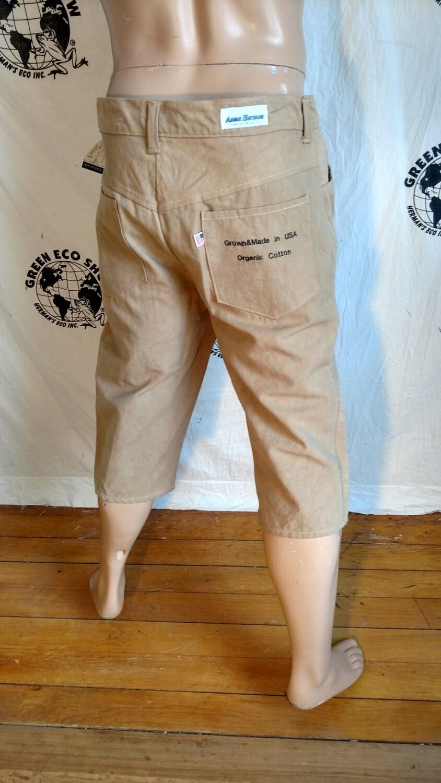 Hermans Eco org cotton robot shorts