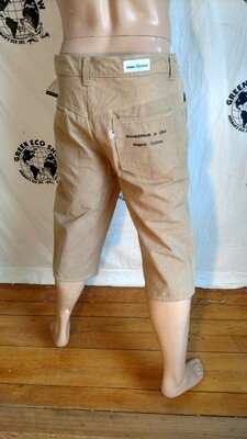 Hermans Eco org cotton robot shorts