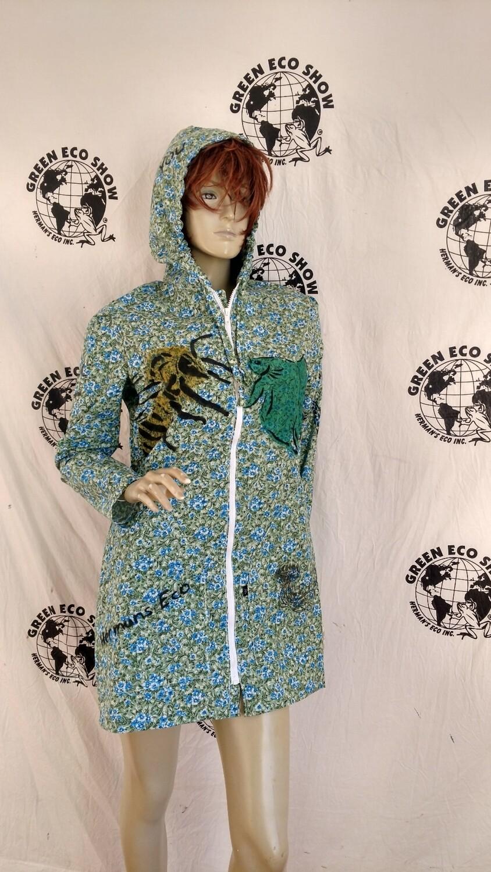 Grafitti dress Hermans M hoody jacket