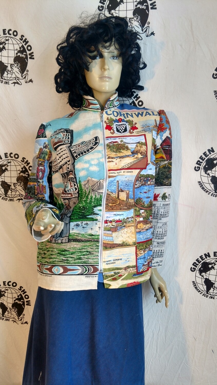 Hermans Eco Calendar Jacket M womens USA