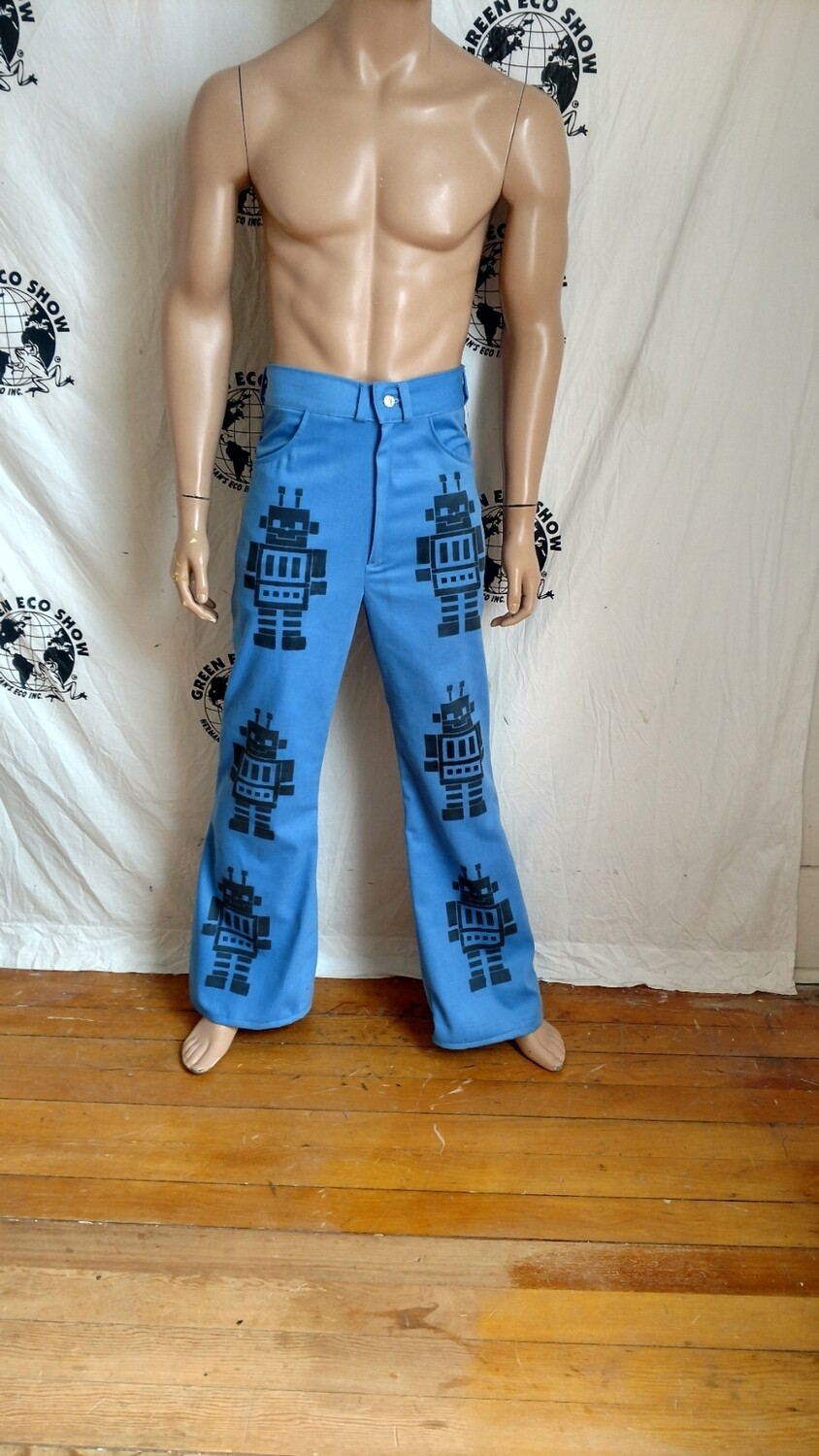 Robot jeans S 30w Hermans Eco USA