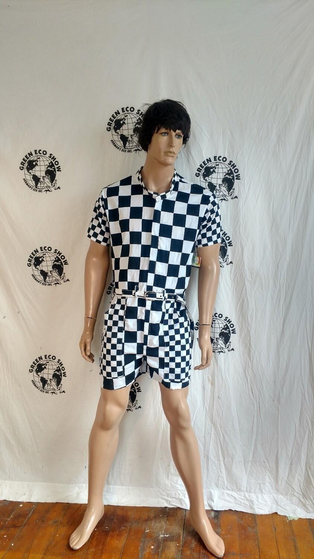 M3ns romper shorts M to L jumpsuit Hermans Eco