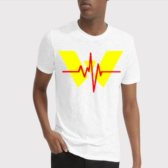 80 tshirts with Full Color Logo