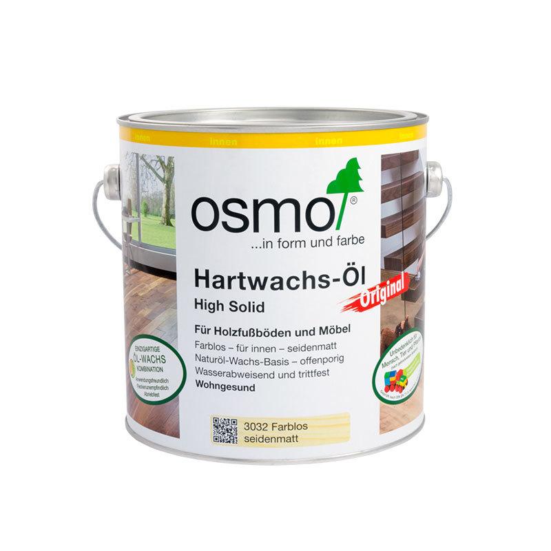 OSMO Hartwachs-Öl 3032 Farblos Seidenmatt, 750 ml 207260120