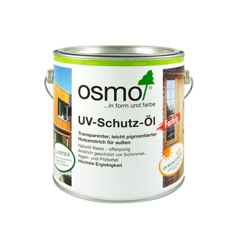 OSMO UV-Schutz-Öl 424 Fichte/ Tanne Seidenmatt mit Filmschutz, 750 ml 207260074