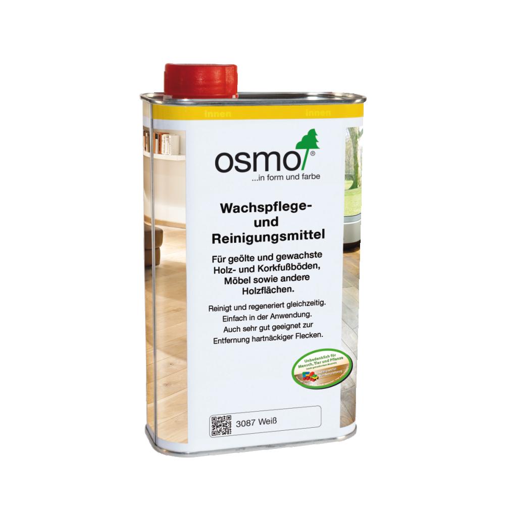 OSMO Wachspflege- und Reinigungsmittel 3087 Weiß Transparent, 1,0 L 207260138