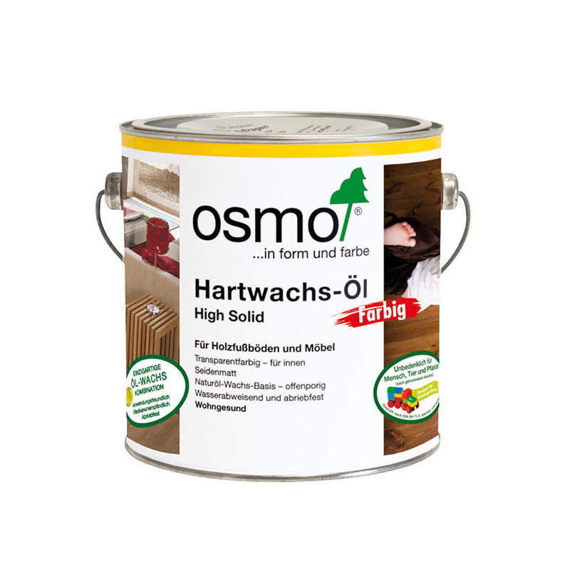 OSMO Hartwachs-Öl 3262 Matt, 2,5 L 207260497