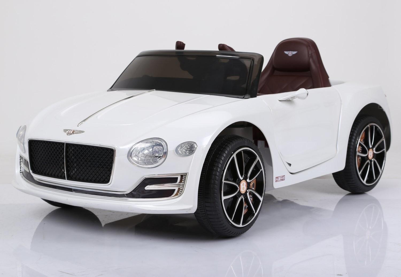 AUTO MACCHINA PER BAMBINI Bentley 6v PRODOTTO LICENZIATO