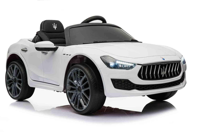 AUTO MACCHINA ELETTRICA PER BAMBINI Maserati Ghibli 12v PRODOTTO LICENZIATO