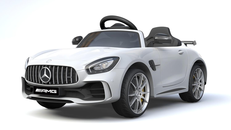 AUTO MACCHINA ELETTRICA Mercedes GTR 12v PRODOTTO LICENZIATO