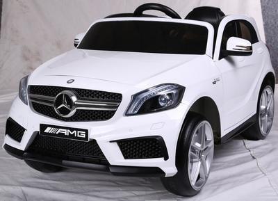 AUTO MACCHINA ELETTRICA PER BAMBINI Mercedes A45 AMG SPORT SUV 12v PRODOTTO LICENZIATO