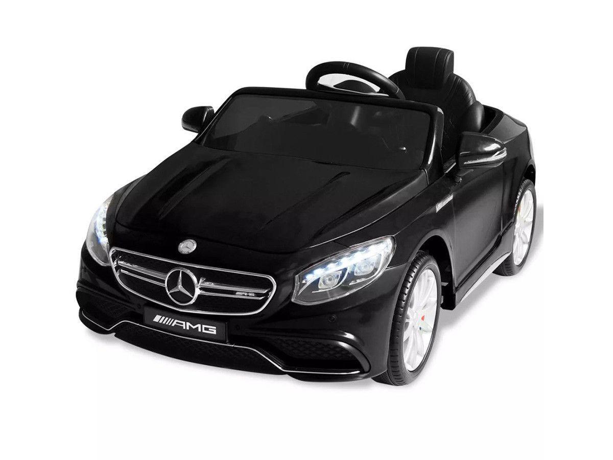 AUTO MACCHINA ELETTRICA PER BAMBINI Mercedes-Benz S 63 AMG 12v Coupe PRODOTTO LICENZIATO