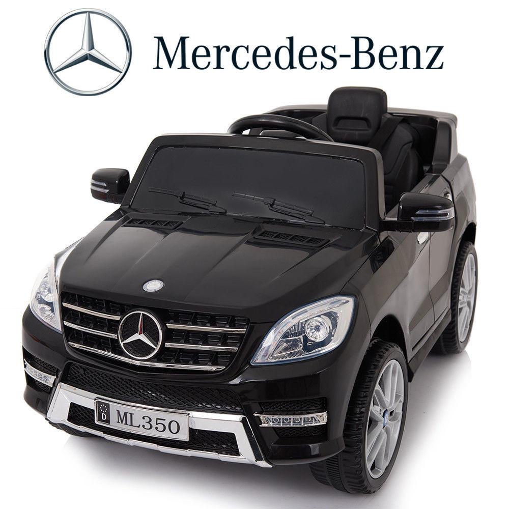 AUTO MACCHINA ELETTRICA Mercedes ML 350 12v PRODOTTO LICENZIATO