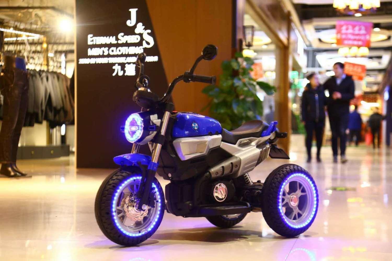 MOTO MOTOCICLETTA ELETTRICA PER BAMBINI MODELLO Ducati 12v