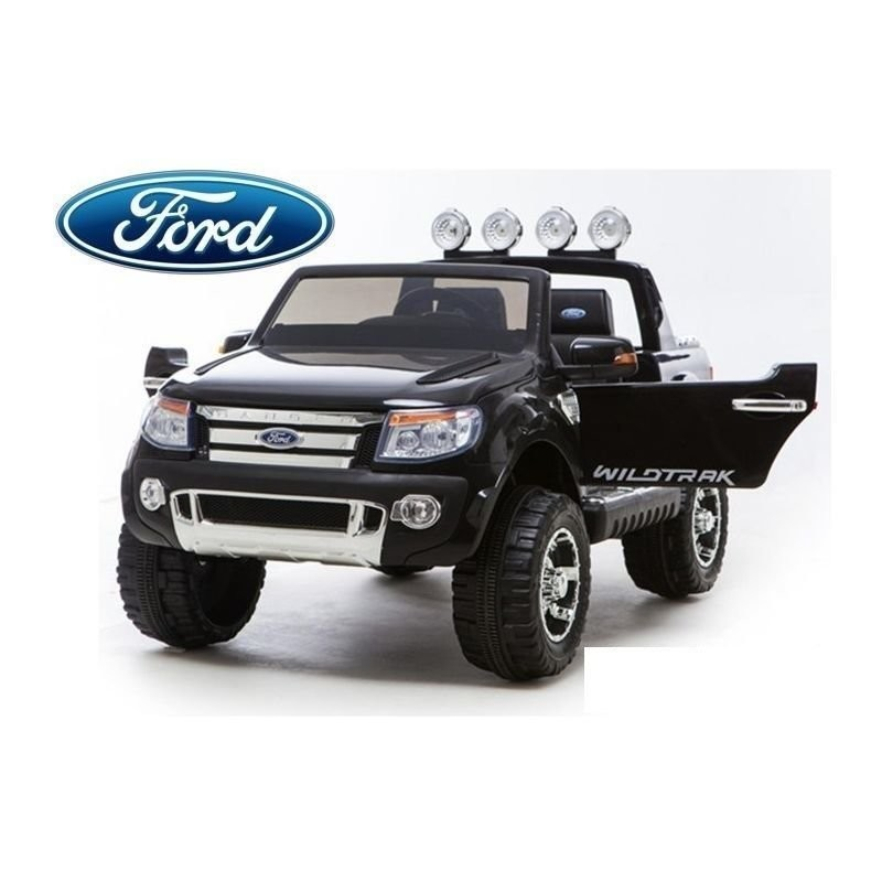 AUTO MACCHINA ELETTRICA PER BAMBINI Ford Ranger Pickup 2 POSTI FUORISTRADA 12v PRODOTTO LICENZIATO