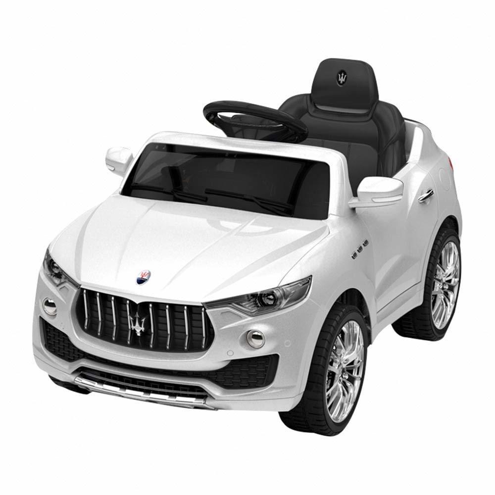 AUTO MACCHINA ELETTRICA PER BAMBINI Maserati Levante Suv 12v PRODOTTO LICENZIATO