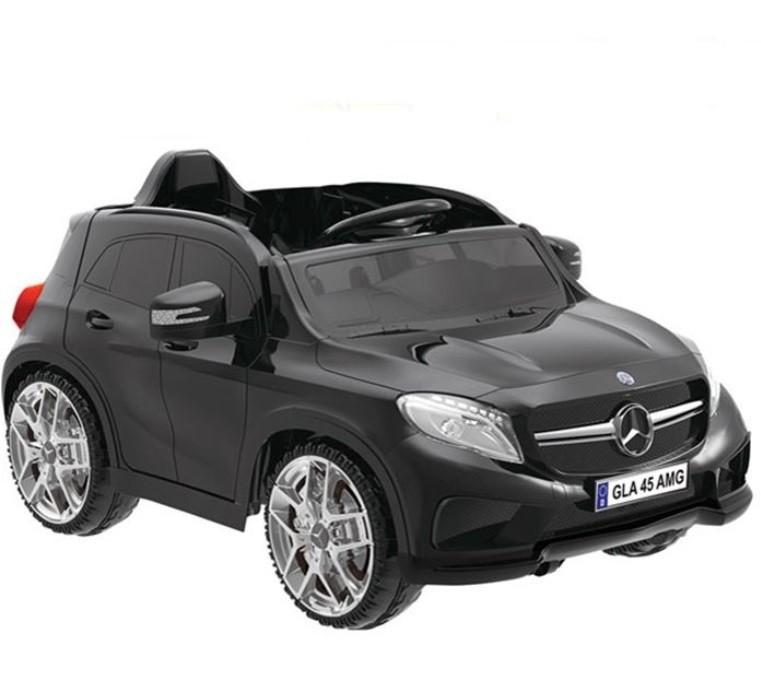 AUTO MACCHINA ELETTRICA PER BAMBINI Mercedes Gla 12v PRODOTTO LICENZIATO CON TAPPETINO