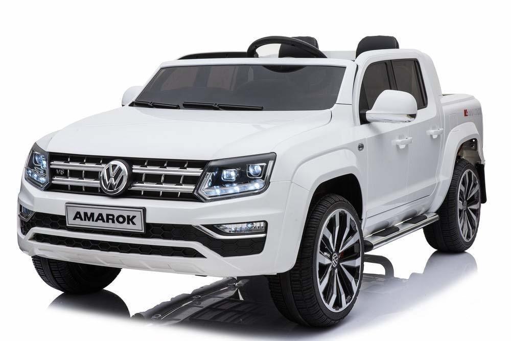 AUTO MACCHINA ELETTRICA PER BAMBINI Volkswagen Amarok 2 POSTI 12v PRODOTTO LICENZIATO