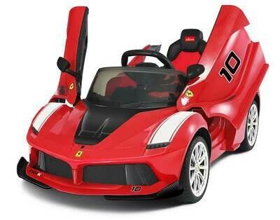 AUTO MACCHINA ELETTRICA PER BAMBINI La Ferrari Fxx 12v PRODOTTO LICENZIATO